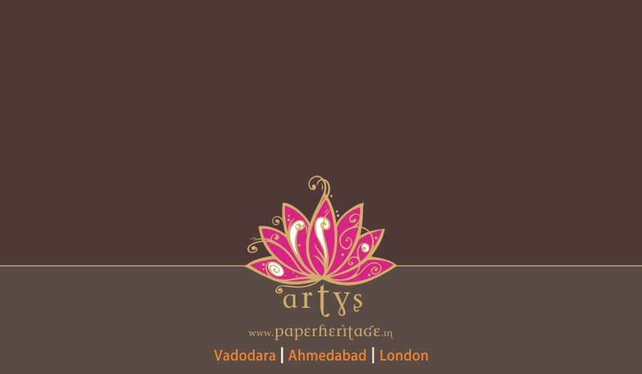 Artys paper heritage wedding invitation cards other invitation artys paper heritage wedding invitation cards other invitation cards greetings cards manufacturer from vadodara gujarat india stopboris Gallery