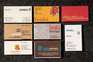 VISITING CARDS ( VC - 01 )