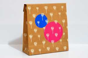 PAPER BOW - GIFT BAG