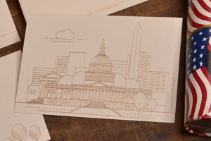 WASHINGTON DC SKYLINE (TC-02)